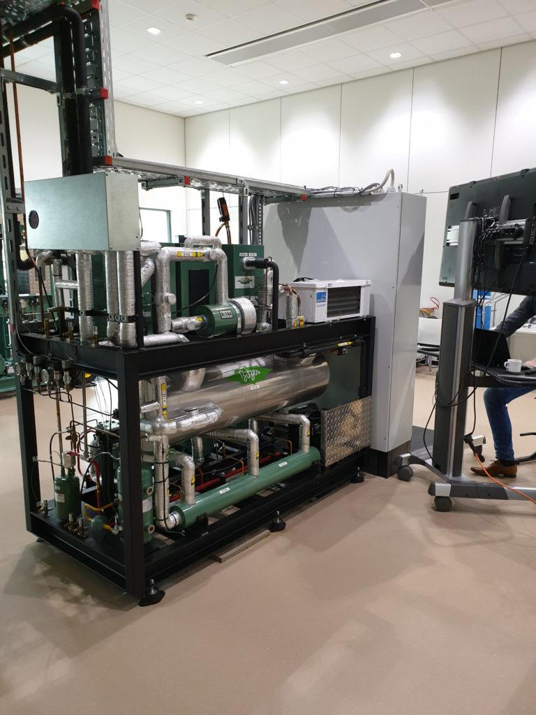 Εργαστήριο CO2 της ακαδημίας