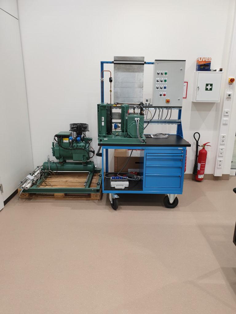 Εργαστήριο ηλεκτρονικών και μετατροπών συστημάτων